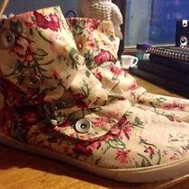 Floral Boots Photo