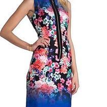 Floral Print Dress Photo