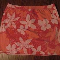 Floral Print Express Skirt Photo