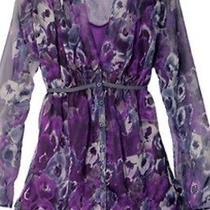 Floral Printed Tunics Photo