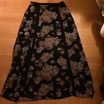 Floral Skirt by Minkpink (Size Large) Photo