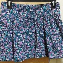 Floral Skirt Size Large Photo