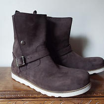 Footprints by Birkenstock Magdala Brown Pull on Ankle Boots 39 Wmn 8 N Worn 1x  Photo