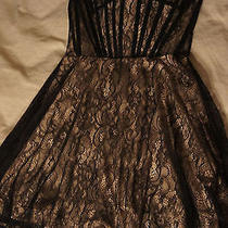 For Love and & Lemons  Corset Mini Dress Xsmall Nwt Photo