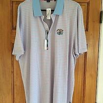 Ford's Colony Country Club Golf Vineyard Vines Polo Shirt Xxl Photo