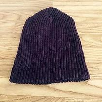 Forever 21 Beanie Burgandy Photo