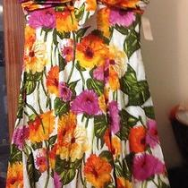 Forever 21 - Beautiful Strapless Dress Size M Photo