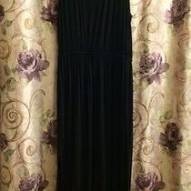 Forever 21 Black Maxi Dress Large Xhilaration Mossimo No Boundaries Photo