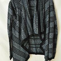 Forever 21 Blue and Black Sweater Photo