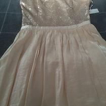 Forever 21 Blush Dress Size M Photo