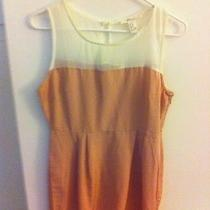 Forever 21 Blush Retro Shift Dress Medium Photo