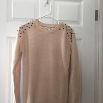 Forever 21 Blush Studded Sweater  Photo