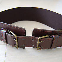 Forever 21 Brown Belt - Size S/m - Made Well Photo