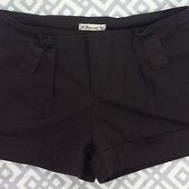 Forever 21 Brown Shorts Formal Shorts Xxi Medium M Twentyone Cuffed Legs Photo