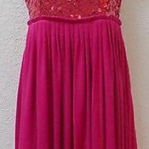 Forever 21 Cocktail Clubwear Casual  Dress  - Size Medium (501) Photo