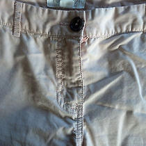 Forever 21 Collection Pale Blush Khaki Crop Pant Size 6 Photo