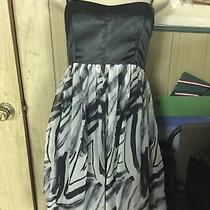 Forever 21 Corset Abstract Dress Small Nwt Photo