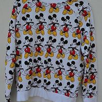 Forever 21 Disney Mickey Pullover S Photo