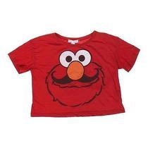 Forever 21 Elmo Graphic Shirt Size 8 Photo