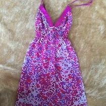 Forever 21 Floral Dress Size Large Photo