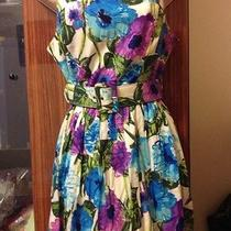 Forever 21 Floral Dress Size M Photo