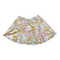 Forever 21 Floral Skirt Size Jr 3 Photo