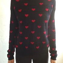 Forever 21 Heart Sweater Photo