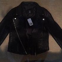 Forever 21 Leather Jacket  Photo