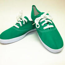 Forever 21 Low Top Sneakers Tennis Shoes Geen Size 9 Photo