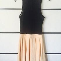 Forever 21 Mesh/see-Through Top/ Sleveeles Dress Size Small Photo
