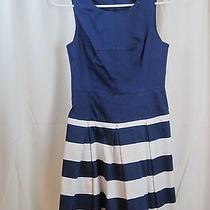Forever 21 Navy & White Dress Photo