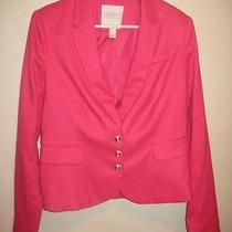 Forever  21- Pink 3 Button Blazer Size L   Never Worn Photo