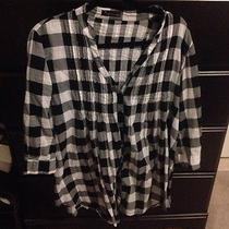 Forever 21 Plaid Top Photo