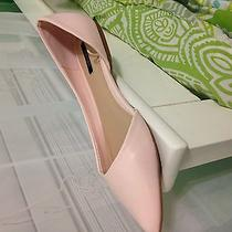 Forever 21 Sandals Blush Pink Size 6 Brand New Photo