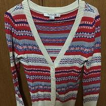 Forever 21 Sweater Cardigan Small /zara Topshop American Apparel h&m Uniqlo Photo