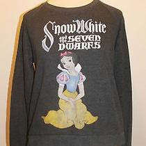 Forever 21/urban Outfitters Top S Disney Snow White Sweatshirt Photo
