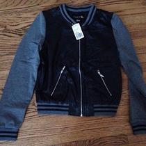 Forever 21 Varsity Jacket Photo