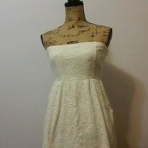Forever 21 White Dress- Medium Photo