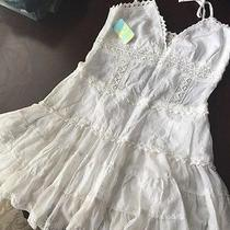 Forever 21 White Dress Nwt Photo