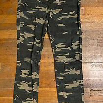 Forever 21 Woemns Camouflage Pants Size 28 Photo