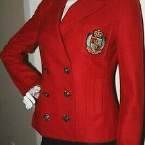 Forever 21 Women's Button Down Blazer Jacket   Sz M    Photo
