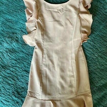 Forever 21 Woven Blush Dress Womens Size S Nwt Photo