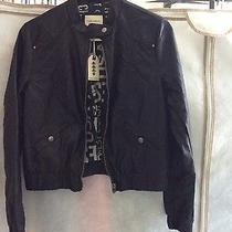 Forever21 Leather Jacket Photo