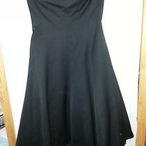 Formal Little Black Dress Express Size 8  Photo