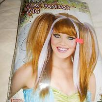 Forum Novelties Costume Theatrical Glamour Fantasy Fairies Lilac Wig New in Pack Photo