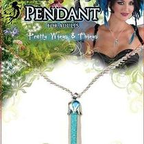 Forum Novelties Fantasy Fairies Costume Spring Blue Pendant Necklace Photo
