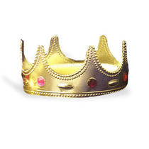 Forum Novelties Inc 18266 Regal Queen Crown Size One-Size Photo