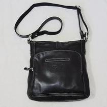 Fossil  100% Leather - Cross Body Messenger / Shoulder Bag Photo
