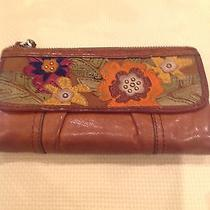 Fossil 1954 Long Live Vintage Brown Leather Beautiful Purse Photo