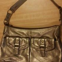 Fossil 75082 Gold Bag Photo
